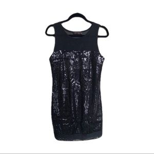 The Limited || Sequined Mini Dress